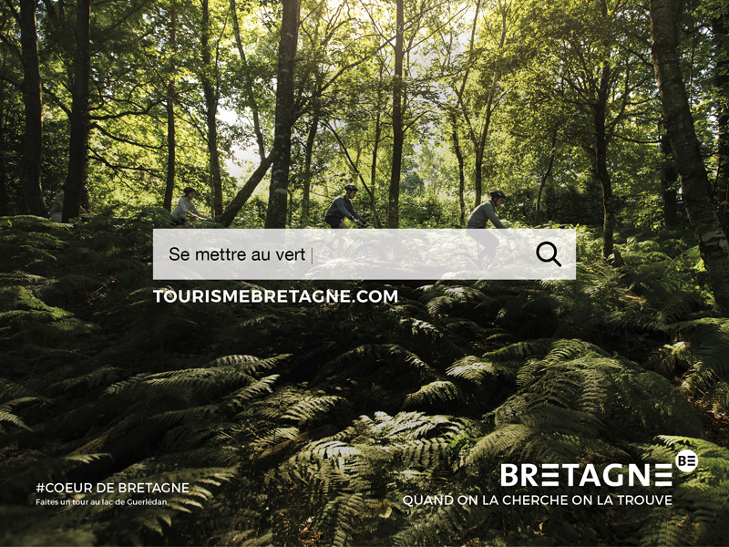 Exemple campagne - Outdoor